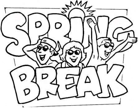 Spring Coloring Pages Z31
